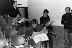 1981 Primo congresso Fillea