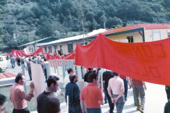 1976 Manifestazione ad Edolo